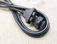 Экранированный кабель для панели частотника Delta (2 метра) - удлинитель - Фото: 3