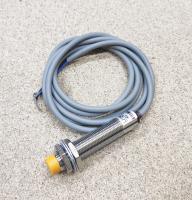 Индуктивный концевой датчик NPN LJ12A34Z/BX d12 (нормально открытый) - Фото: 2