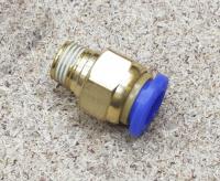 """Фитинг прямой, соединитель 8 мм PC8-02 1/4"""""""