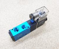 Пневматический электроклапан двухпозиционный 220В 4V210-08 - Фото: 2