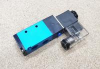 Пневматический электроклапан двухпозиционный 220В 4V210-08 - Фото: 3