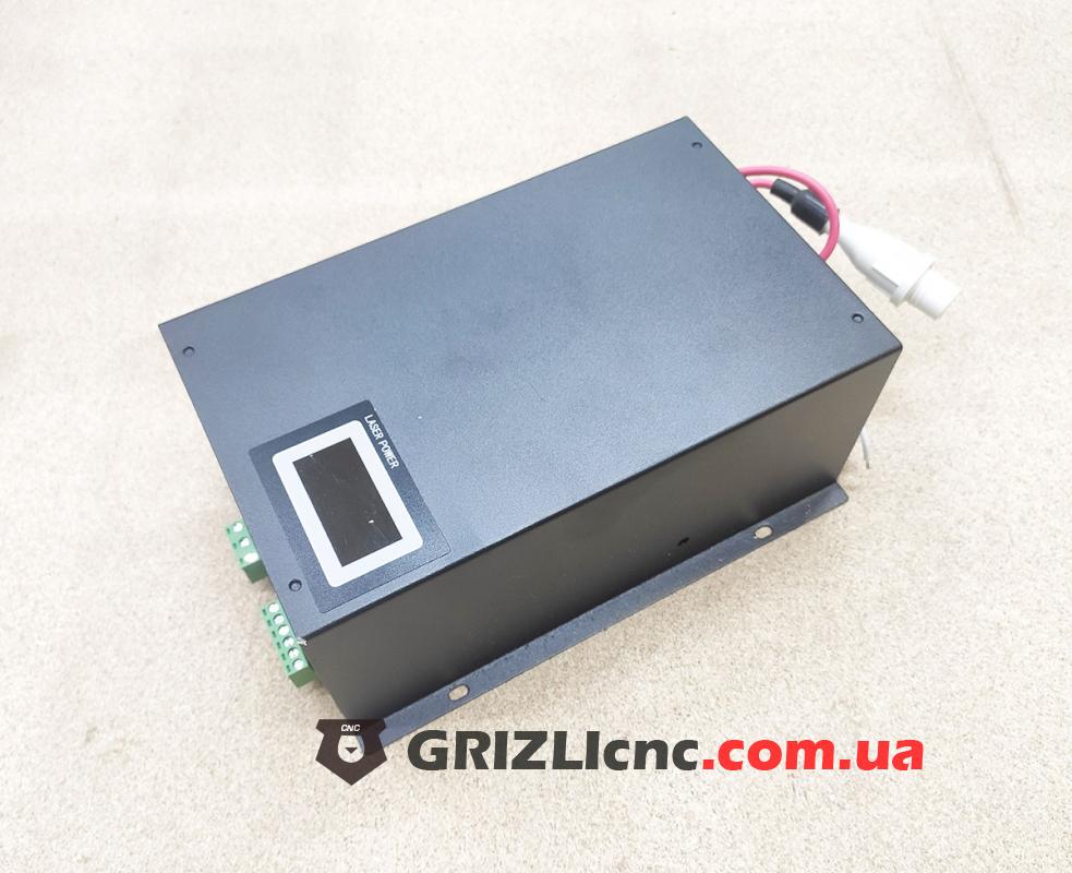 Блок высокого напряжения 100Вт для лазера Co2 с дисплеем - MYJG100W | Фото: 1