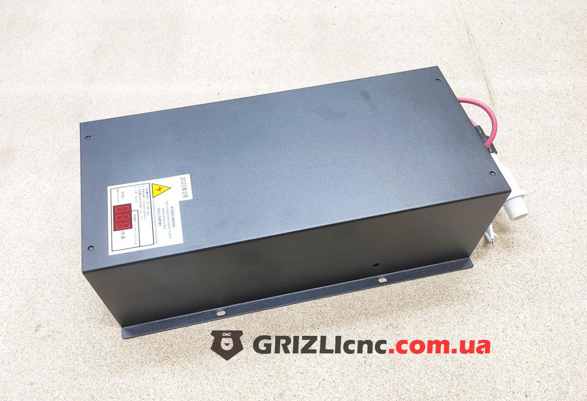 Блок высокого напряжения 150Вт для CO2 трубки с дисплеем -  MYJG150W | Фото: 1