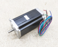 Шаговый двигатель Nema23 3.0Nm 4.2 Ампера 112мм