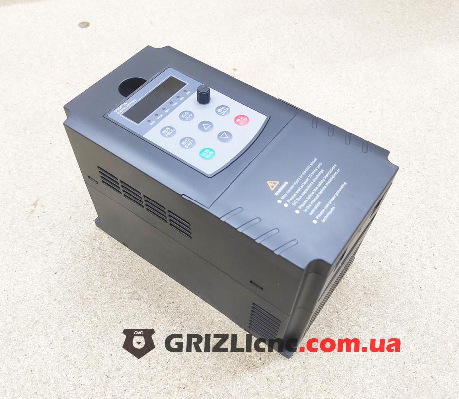 YINGSHIDA AE200 - частотный преобразователь 5.5кВт 220В инвертор | Фото: 1