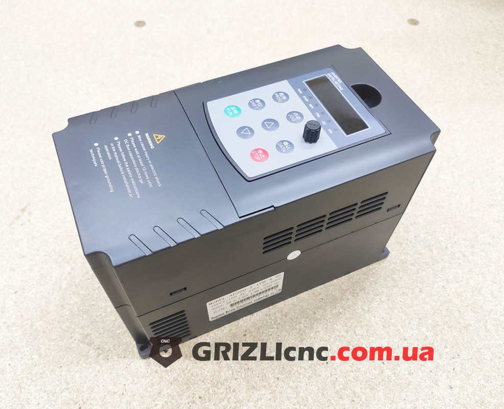YINGSHIDA AE200 - частотный преобразователь 4кВт 220В инвертор   Фото: 1
