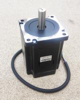 Шаговый двигатель Nema34 8.7Nm (87кг-см) 4А d14mm L118mm