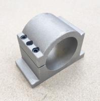 Алюминиевое крепление шпинделя D80мм - усиленное - Фото: 2