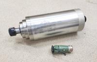 Шпиндель GDZ 3кВт 380В цанга ЕR20 водяное охлаждение (4 подшипника)