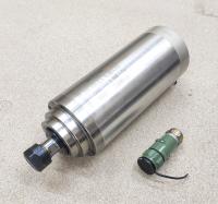 Шпиндель GDZ 3кВт 380В цанга ЕR20 водяное охлаждение (4 подшипника) - Фото: 3