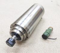 Шпиндель GDZ 3кВт 380В цанга ЕR20 водяное охлаждение (4 подшипника) - Фото: 4