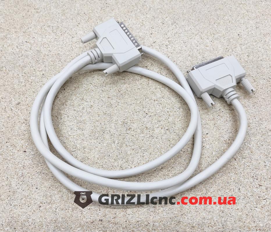 LPT кабель 1,5 метра - экранированый   Фото: 1