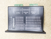 DM860H - цифровой драйвер шагового двигателя 7.2 Амера - Фото: 5