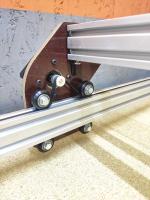 Лазерный гравер 800х800мм LED 15Вт - Фото: 12