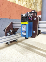 Лазерный гравер 800х800мм LED 15Вт - Фото: 10