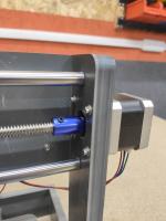 Фрезерный станок с ЧПУ GRIZLI HOBBY 240x200мм - Фото: 8