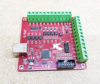 Плата опторазвязки Mach3 USB 4 оси (bitsensor) - Фото: 3