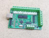 Плата опторазвязки Mach3 USB 5 осей - Фото: 3