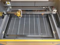 Лазерный станок CO2 40х60см 50Вт/100Вт - Фото: 13