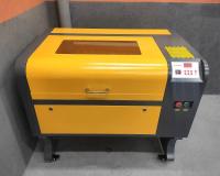 Лазерный станок CO2 40х60см 50Вт/100Вт - Фото: 8