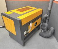 Лазерный станок CO2 40х60см 50Вт/100Вт - Фото: 7