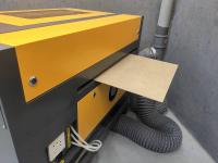 Лазерный станок CO2 40х60см 50Вт/100Вт - Фото: 10