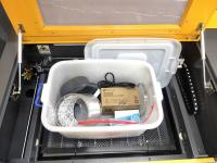 Лазерный станок CO2 40х60см 50Вт/100Вт - Фото: 11