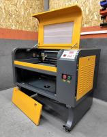 Лазерный станок CO2 40х60см 50Вт/100Вт - Фото: 5