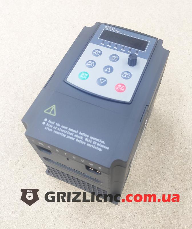YINGSHIDA AE200 - частотный преобразователь 1,5кВт 220В инвертор | Фото: 1