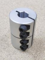 Жесткая муфта 8-10 мм D25L40