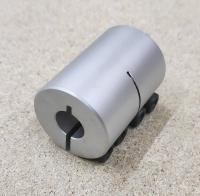 Жесткая муфта 8-10 мм D25L40  - Фото: 3
