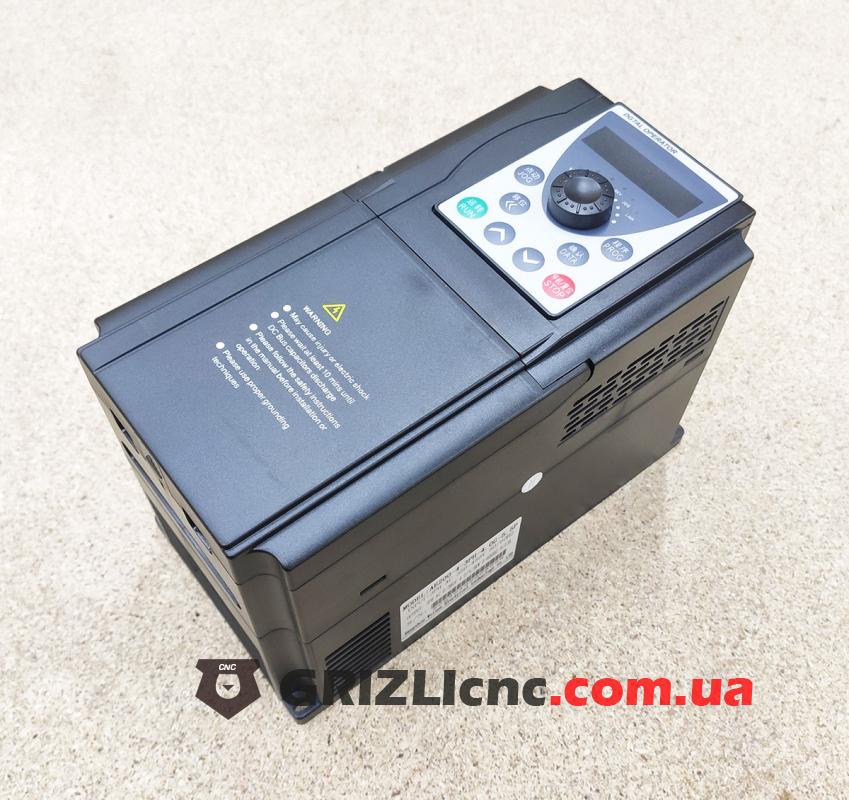 YINGSHIDA AE200 - частотный преобразователь 4Квт 380В инвертор | Фото: 1