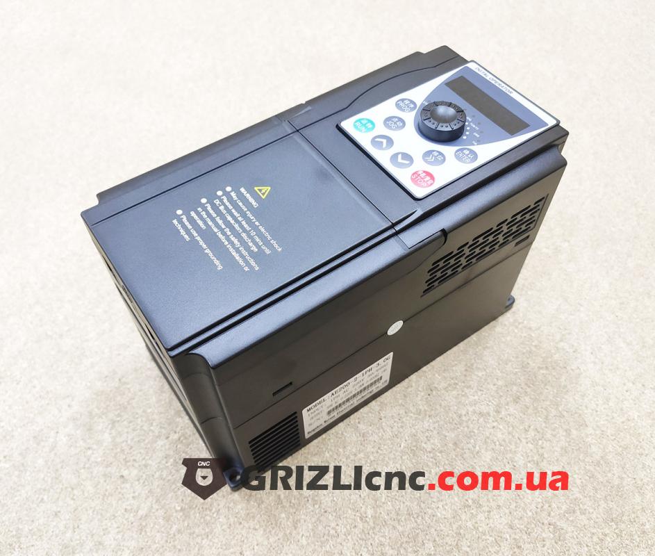 YINGSHIDA AE200 - частотный преобразователь 3кВт 220В инвертор | Фото: 1