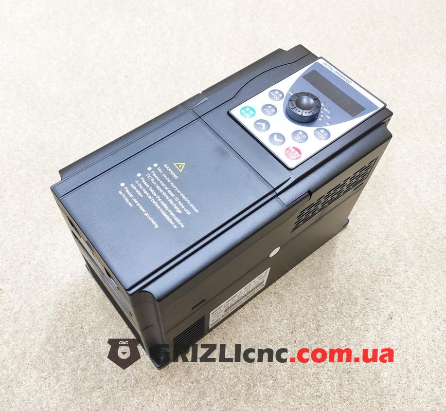 YINGSHIDA AE200 - частотный преобразователь 3кВт 380В инвертор | Фото: 1