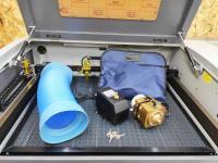 Лазерный станок CO2 50х70см 80Вт - Фото: 10