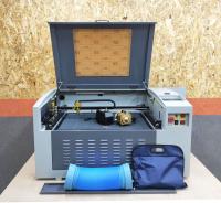 Лазерный станок CO2 50х70см 80Вт - Фото: 11