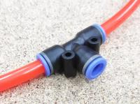 Фитинг быстросъёмн 8-8-8 мм для трубки ПВХ - Фото: 6