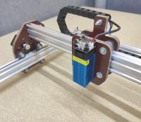 Лазерный гравер 440х380мм LED 15Вт - Фото: 6