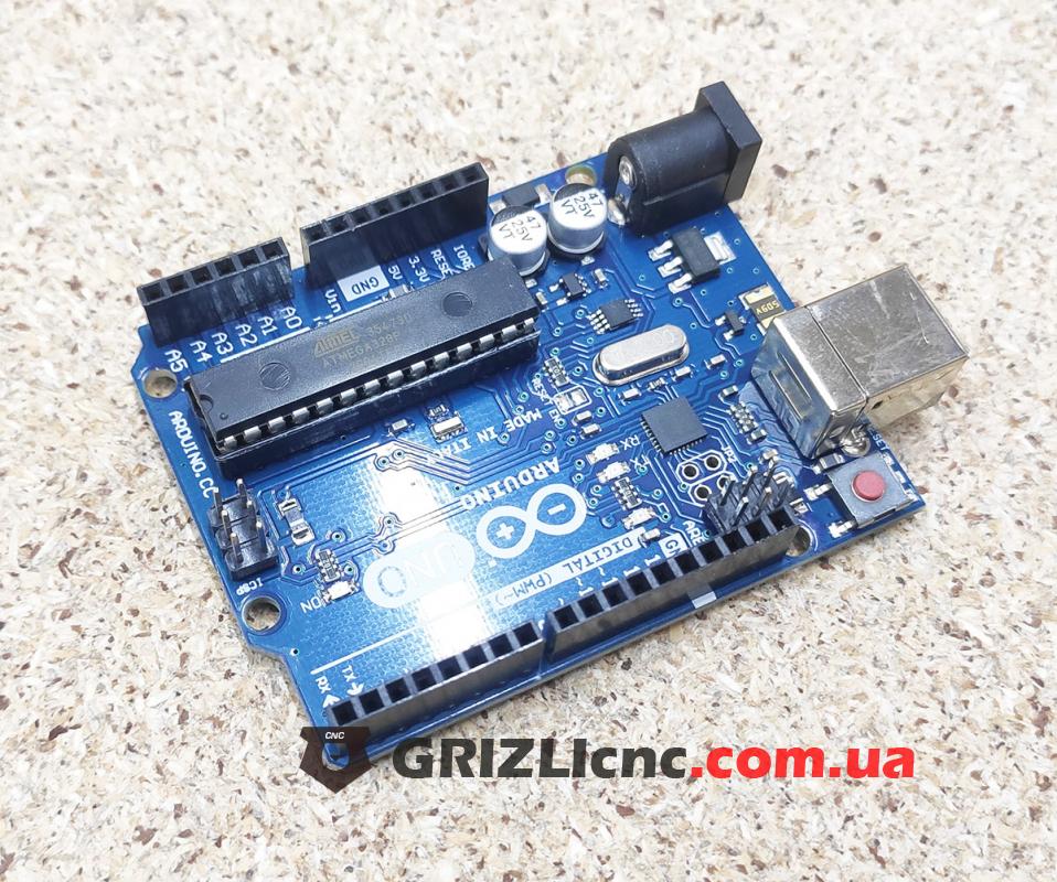 Arduino Uno R3 ATmega328 - Оригинал | Фото: 1