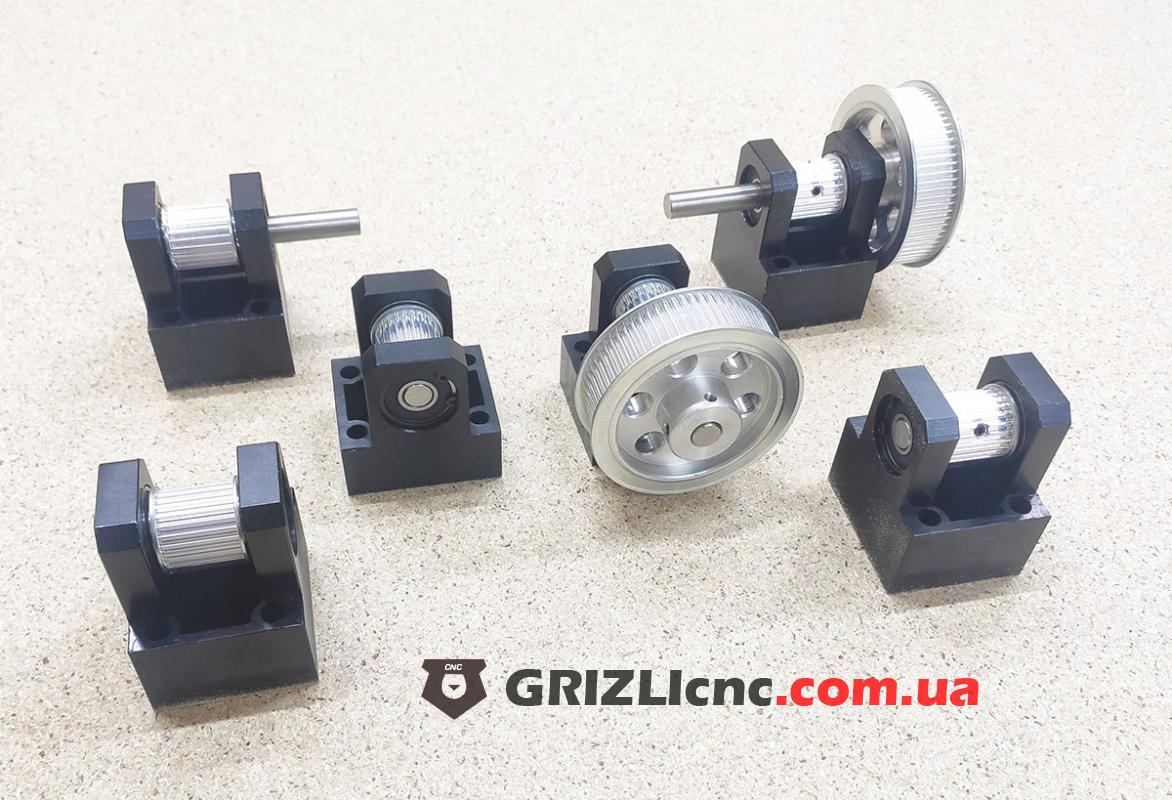 Комплект редукторов для сборки лазерного станка CO2 | Фото: 1