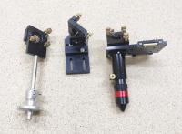 Оптический тракт для лазера CO2 - крепление зеркал и лазерная головка - Фото: 2