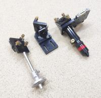 Оптический тракт для лазера CO2 - крепление зеркал и лазерная головка - Фото: 4