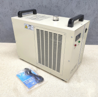 CW-5000 - Чиллер для лазерной трубки CО2  - Фото: 2