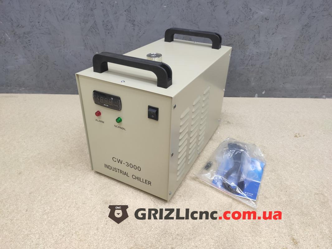 CW-3000 - Чиллер для лазерной трубки CО2  | Фото: 1