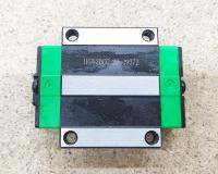 Линейный подшипник HGW20CC (аналог HIWIN) - каретка c фланцем - Фото: 2