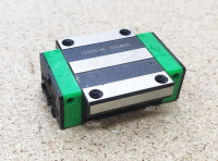 Линейный подшипник HGW15CC (аналог HIWIN) - каретка с фланцем