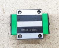 Линейный подшипник HGW15CC (аналог HIWIN) - каретка с фланцем - Фото: 2