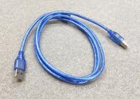 USB кабель экранированный с ферритовым фильтром - 1.5 метра - Фото: 2
