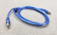 USB кабель экранированный с ферритовым фильтром - 1.5 метра - Фото: 4