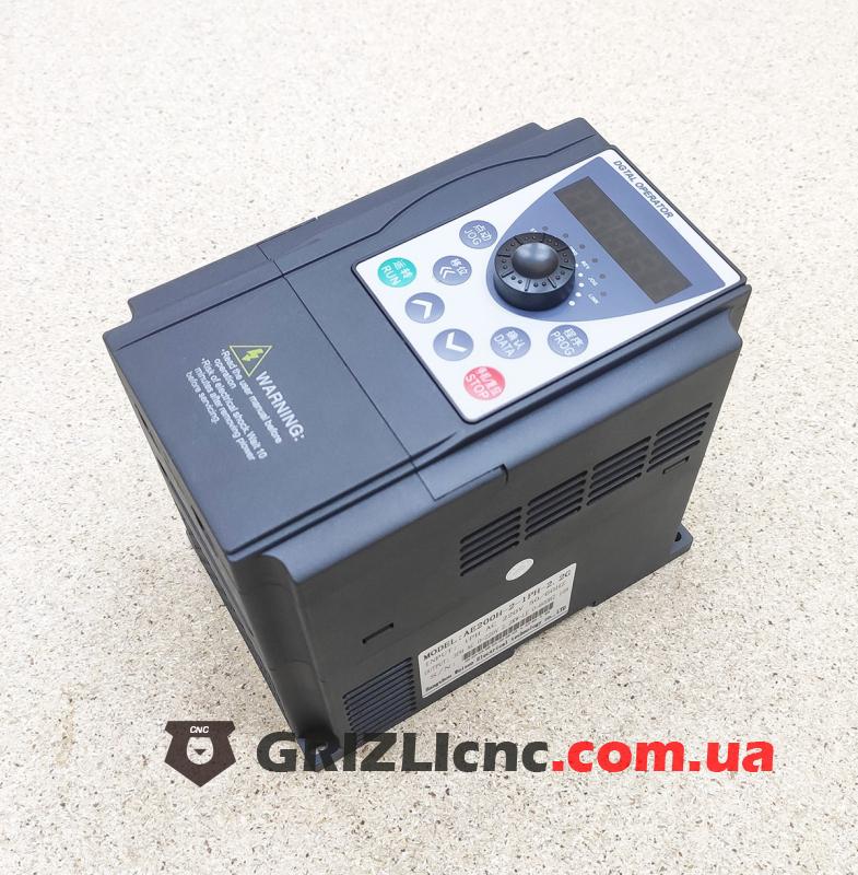 YINGSHIDA AE200 - частотный преобразователь 2.2кВт 220В   Фото: 1